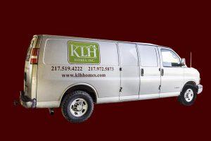 KLH Van